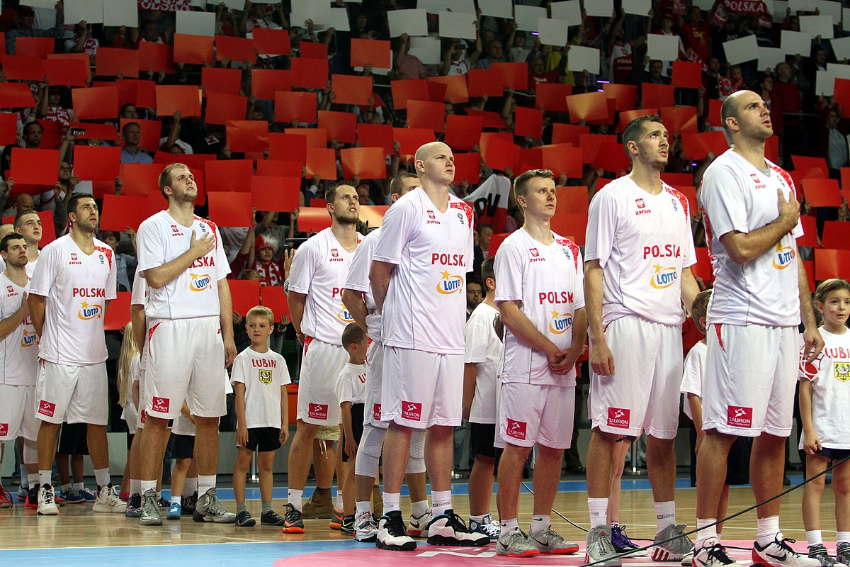 Poland - Netherland Basketball