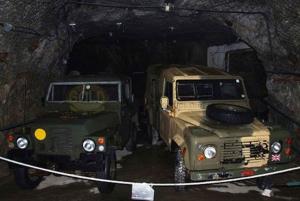 Gibraltar World War II & Fortress Tour