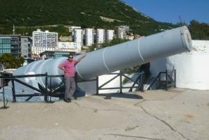 Rock of Gibraltar History Tour