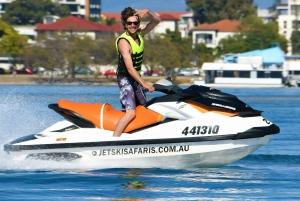 2.5-Hour Ultimate Jet Ski Safari to North Stradbroke Island