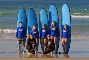2-Hour Group Surf Lesson at Broadbeach on the Gold Coast