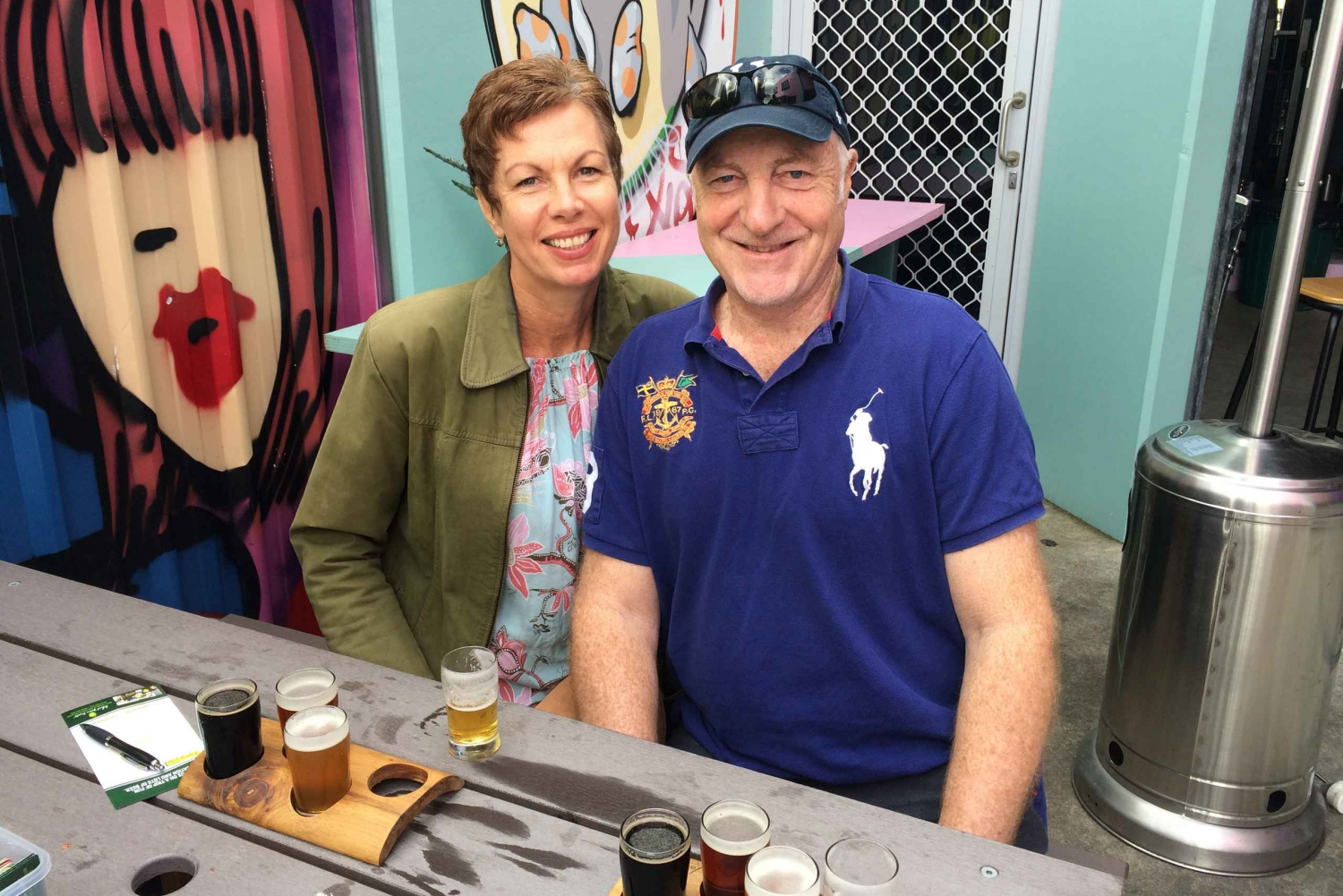 4-Hour Local Brewery Guided Tour