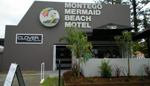 A'Montego Mermaid Beach Motel