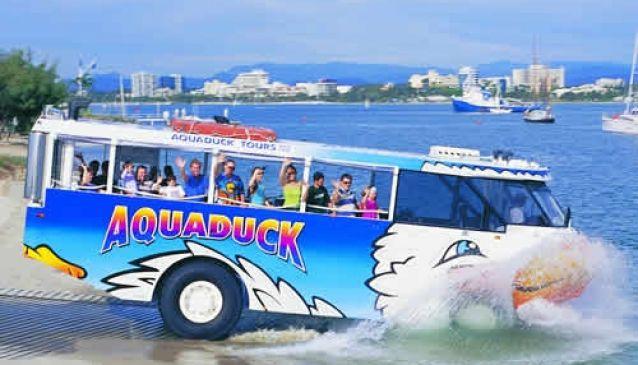 Aquaduck Tours
