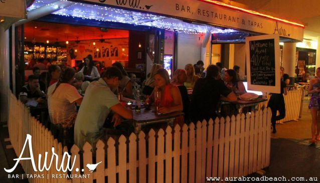 Aura Broadbeach - Bar, Restaurant & Tapas