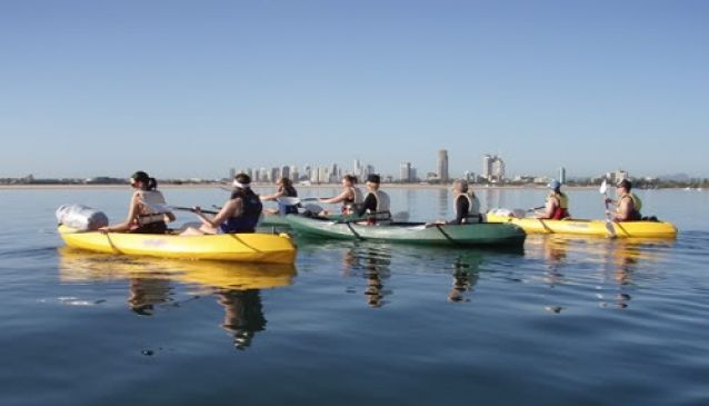 Australian Kayaking Adventures Tours