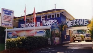 Backpackers In Paradise