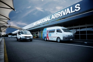 Brisbane Airport: Shared Transfer to Gold Coast