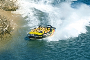 Broadwater Adventure + Helicopter Tour Combo