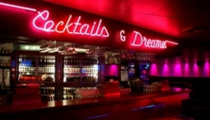Cocktails and Dreams Nightclub Lounge Bar