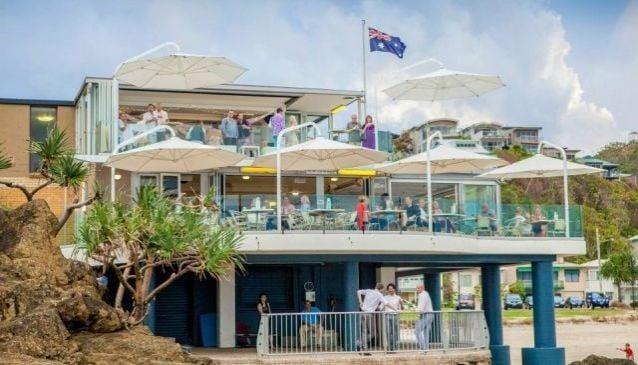 Currumbin Beach Surf Life Saving Club