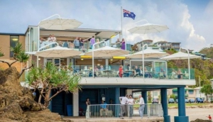 Currumbin Beach Surf Life Saving Club