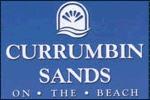 Currumbin Sands On The Beach