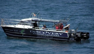 Discovery Fishing Charters.