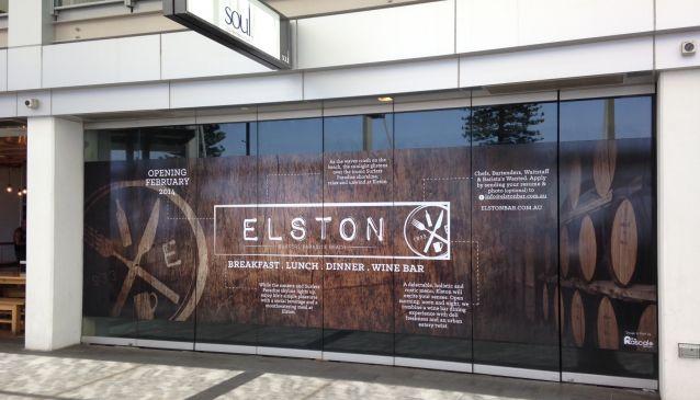 Elston Restaurant & Bar