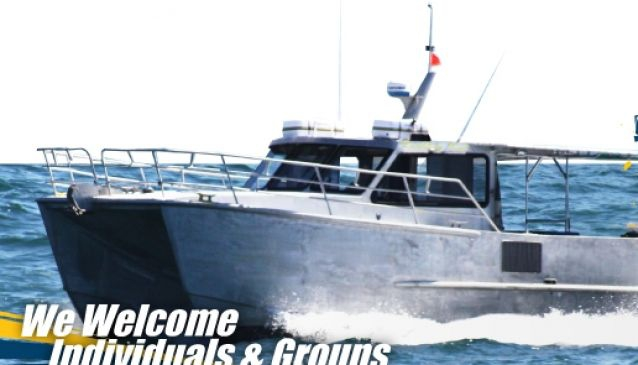 Frenzy Charters Offshore Fishing Gold Coast
