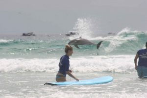 Gold Coast: 2-Hour Private Surf Lesson with Photo Package