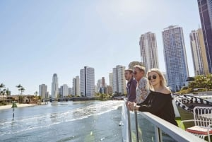 Gold Coast: 2-Hour Surfers Paradise Cruise with Buffet Lunch