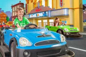 Gold Coast: 3 Day Pass Movie World, Sea World, Wet'n'Wild