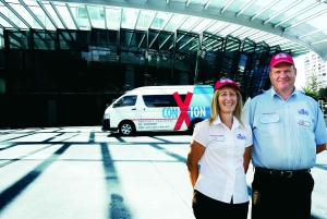 Gold Coast Airport Arrival Shared Transfer