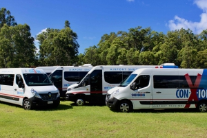 Gold Coast: Airport to Hotel Return Transfer