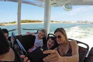 Gold Coast: Aquaduck City Tour and River Cruise