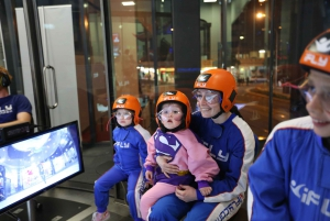 Gold Coast: Indoor Skydiving Admission