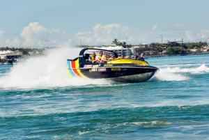 Gold Coast: Jet Boat Ride and Short Helicoper Flight
