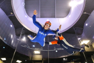 Gold Coast: Jetboat Ride and Indoor Skydiving Combo Activity