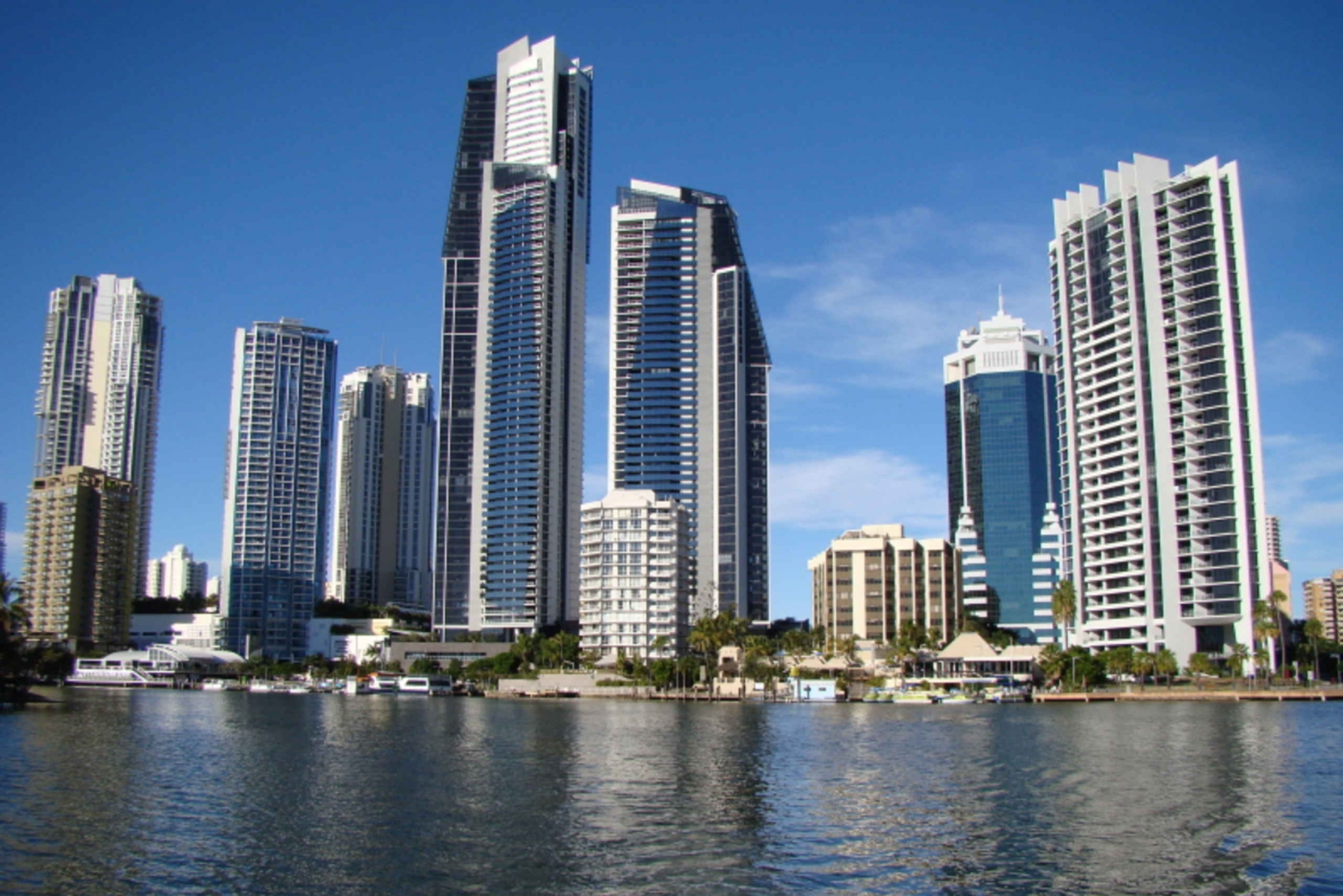 Gold Coast Morning Tea Cruise from Surfers Paradise
