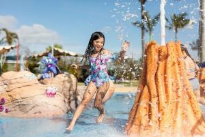 Gold Coast: Movie World, Sea World, Wet'n'Wild 14-Day Pass