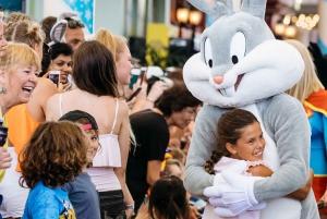 Gold Coast: Movie World, Sea World, Wet'n'Wild 7-Day Pass