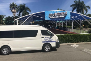Gold Coast: Theme Park Transfer