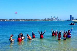 Gold Coast: Wave Break Island Kayaking & Snorkeling tour