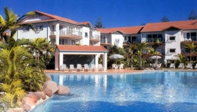 Grand Florida Beachside Resort