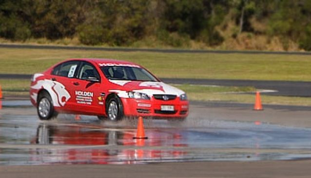 Holden - The Driving Centre.