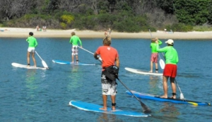 JM School of Paddle and Surf.