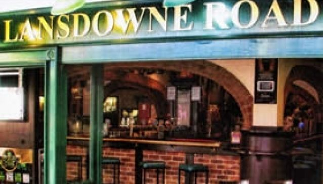 Landsdowne Road Irish Tavern