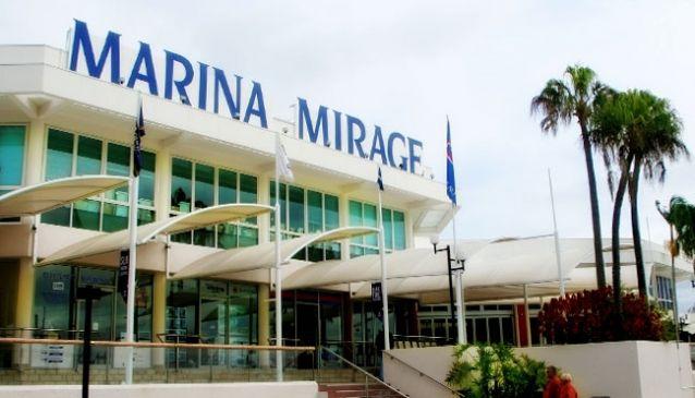 Marina Mirage Shopping Centre