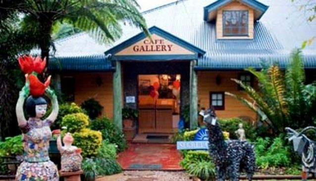 Marks & Gardner Gallery at Secret Garden