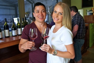 Mt Tamborine Winery & Distillery Tour + 2 Course Lunch