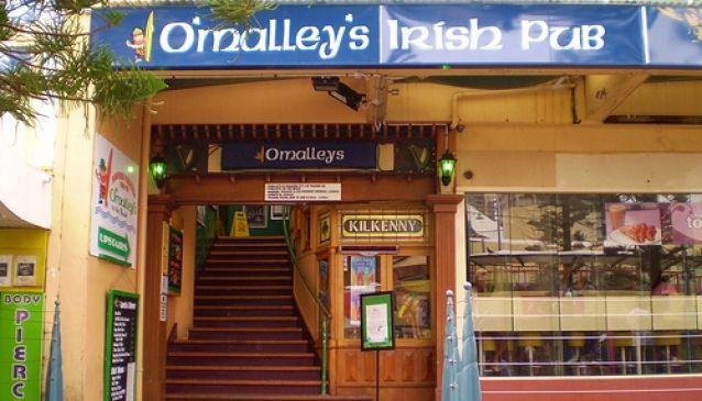 O'Malley's on the Beach