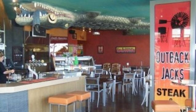 Outback Jacks Bar & Grill - Coolangatta