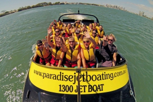 Paradise Jet Boating 55-Minute Broadwater Adventure