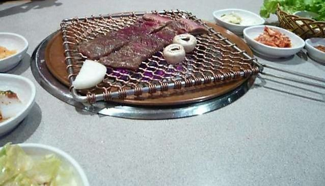 Paradise Korean Charcoal BBQ