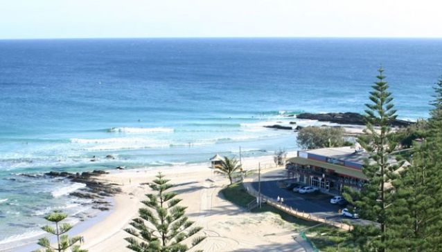 Rainbow Bay Surf Club