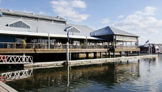 The Boardwalk Tavern
