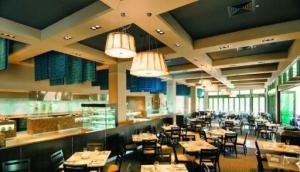 Waves Restaurant.