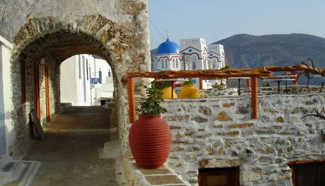 Amorgos Island is the place to be