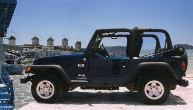 Action Mykonos Car Rental